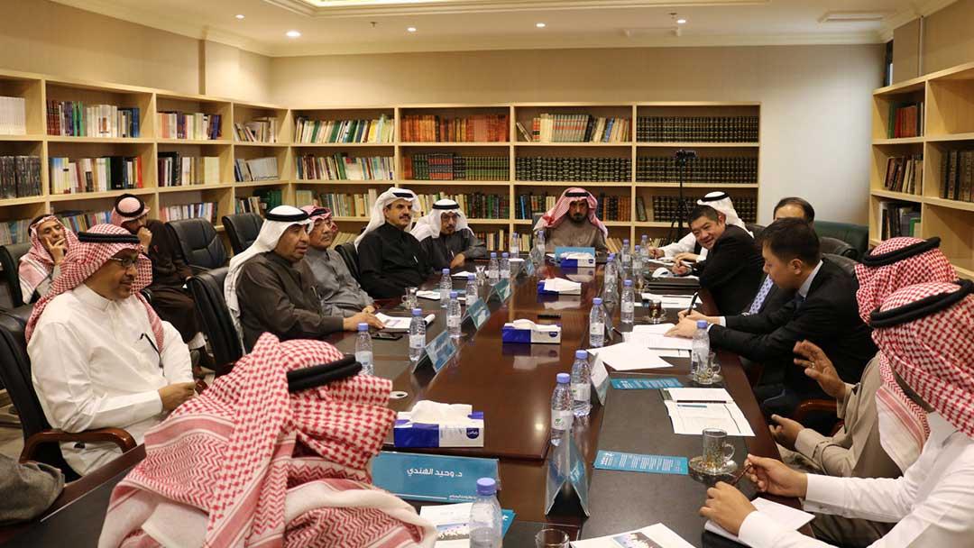 التعليم العالي ودوره في تعزيز التواصل بين الشعبين السعودي والصيني