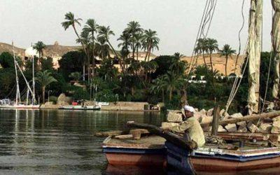 اللغة النوبية في رحلة استيطانها داخل وادي النيل